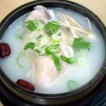 大好物‼︎参鶏湯