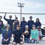 4/28SANDS特別ビーチバレートレーニング♪
